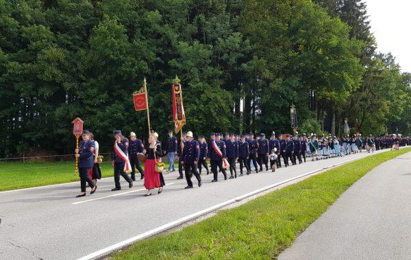 Feuerwehrfest Vogling